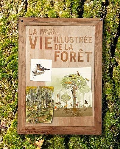 Vie illustrée de la forêt (La): Fischesser, Bernard