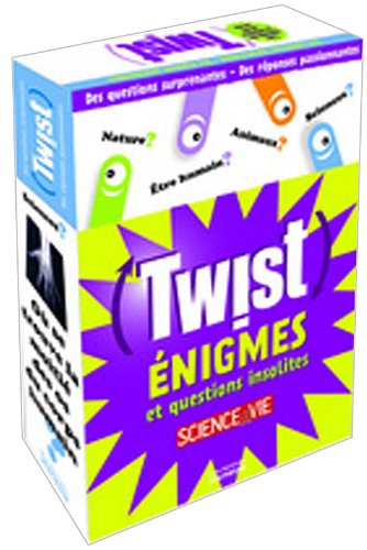 9782732445847: Twist. Enigmes Et Questions Insolites (French Edition)
