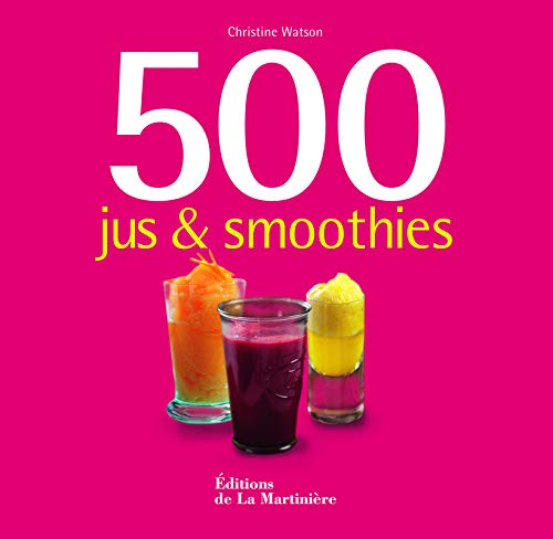 500 JUS ET SMOOTHIES NED 2011: WATSON CHRISTINE