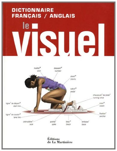Le visuel: Dictionnaire francais-anglais (French Edition) (2732447145) by Serge D'Amico