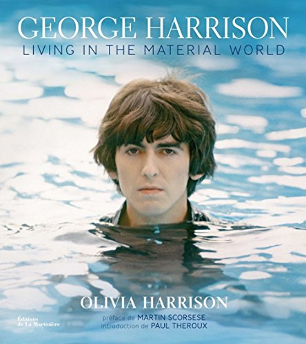 9782732448718: George Harrison : Living in Material World