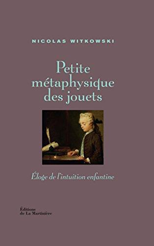 9782732448800: Petite metaphysique des jouets (French Edition)