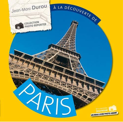 A la découverte de Paris: Durou, Jean-Marc