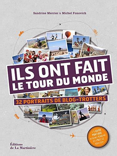 ils ont fait le tour du monde: Sandrine Mercier