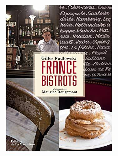 France bistrots: Pudlowski, Gilles