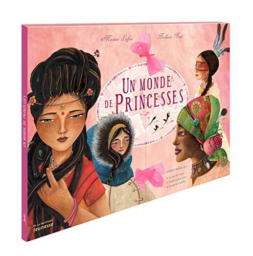 Un Monde de Princesses (English and French Edition): Barbara Brun