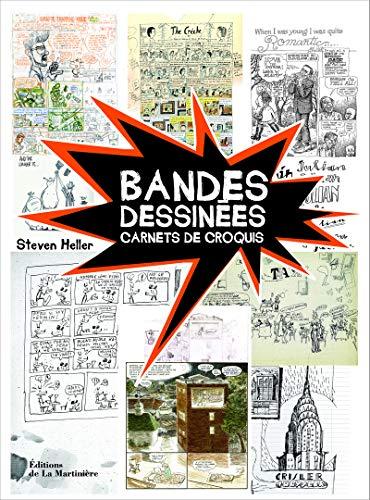 BANDES DESSINEES CARNETS DE CROQUIS: HELLER STEVEN