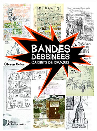 b.d carnet de croquis. a la source de la creation du 9eme art (9782732452289) by [???]