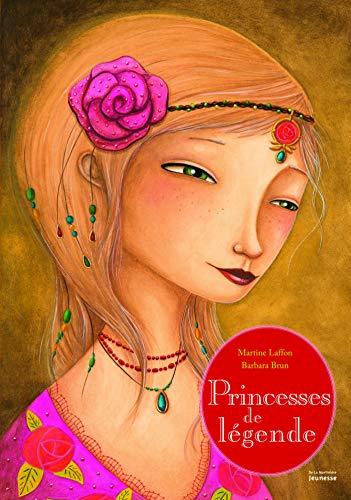 9782732454719: Princesses de légende