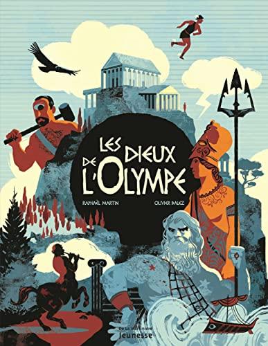 9782732460451: Les dieux de l'Olympe