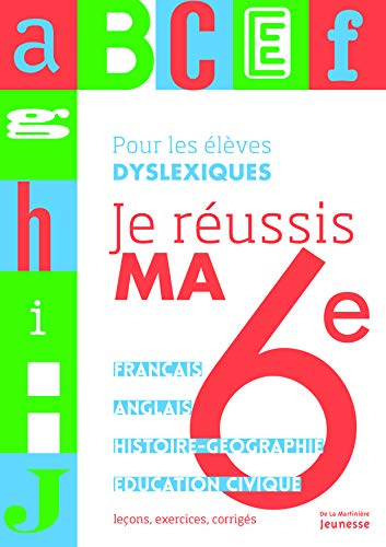 9782732460758: Je R'Ussis Ma 6e (English and French Edition)