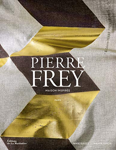 9782732462462: Pierre Frey, maison inspirée, Paris