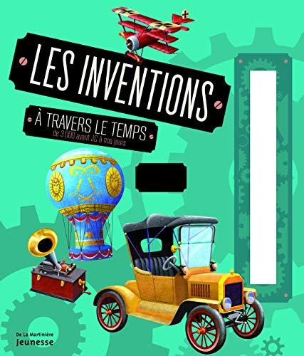 Inventions à travers le temps (Les): Klimes, Jan