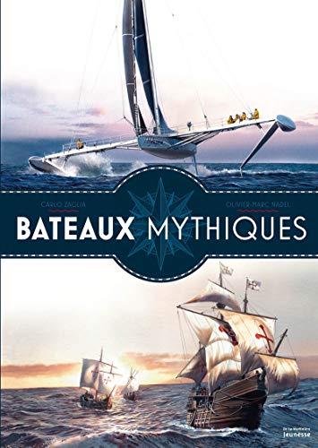 Bateaux mythiques: Nadel, Olivier-Marc