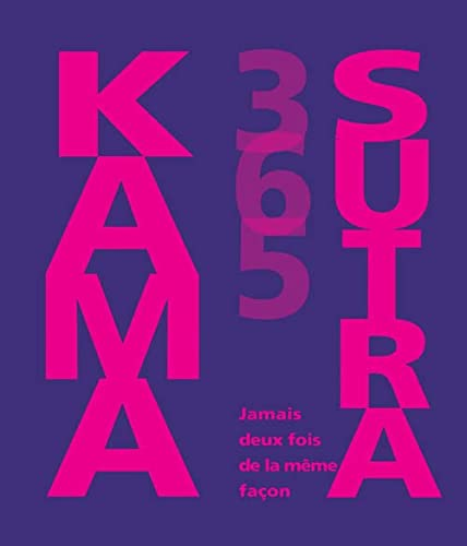 9782732466439: Kama Sutra 365