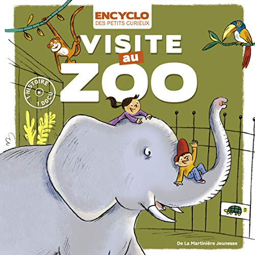 Visite au zoo: Elisabeth de Lambilly