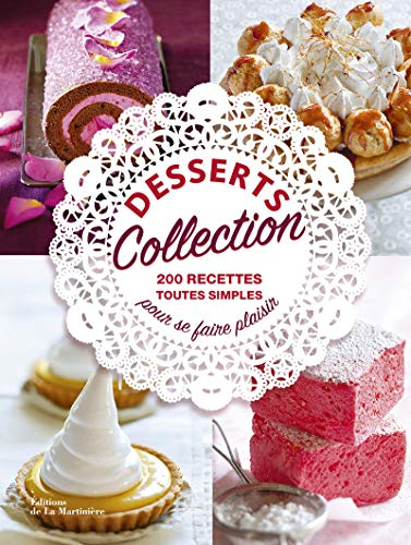 Desserts collection: Collectif