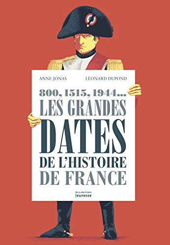 Grandes dates de l'histoire de France (Les): Jonas, Anne