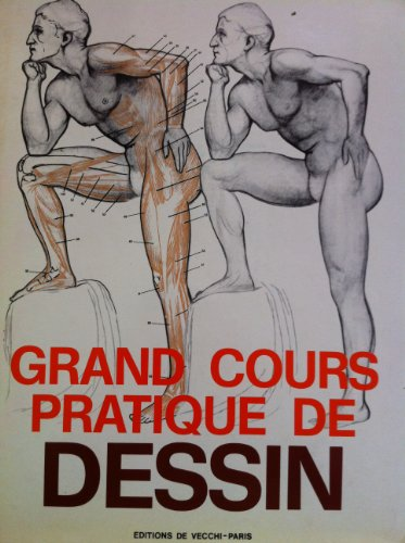 Grand cours pratique de dessin [Oct 17,: Dominique Manera
