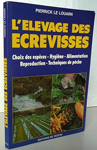 9782732804705: L'élevage des ecrevisses (Divers)