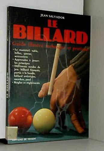 Le Billard: Jean Salvador