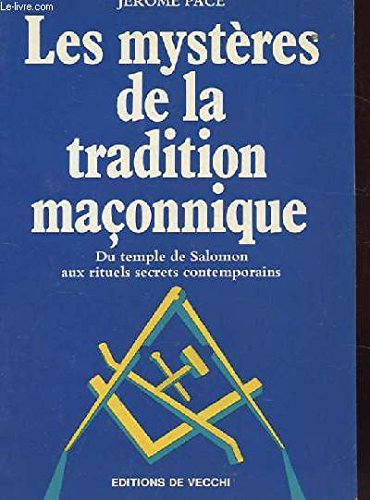 9782732806792: Les myst�res de la tradition ma�onnique