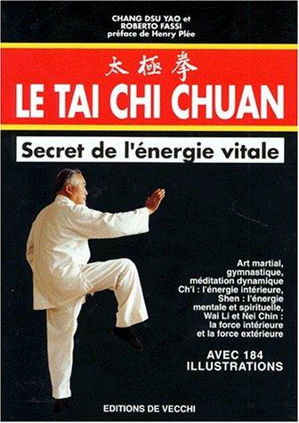 9782732807461: Le Tai-chi-chuan