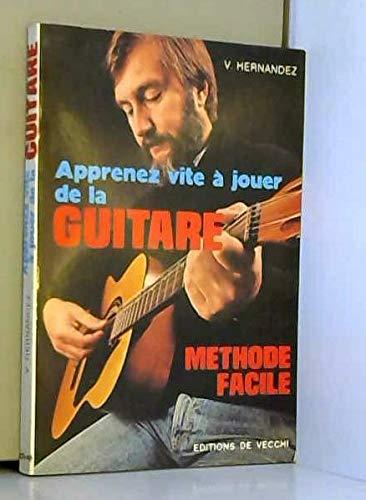 9782732809144: Apprenez vite à jouer de la guitare