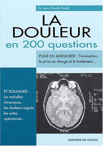 9782732810812: La douleur en 200 questions