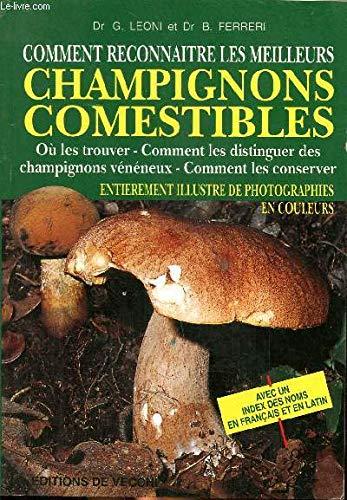 Reconnaitre les champignons abebooks - Laurier comestible comment reconnaitre ...