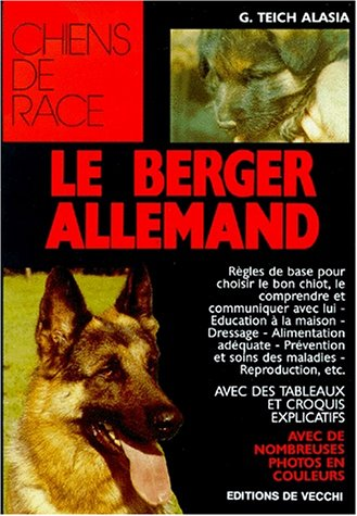 9782732816562: Le berger allemand