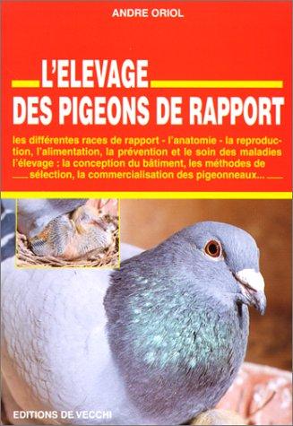 9782732825519: L'Elevage des pigeons de rapport