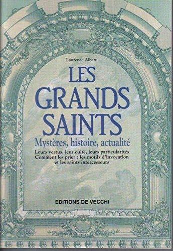 9782732828572: Les grands saints