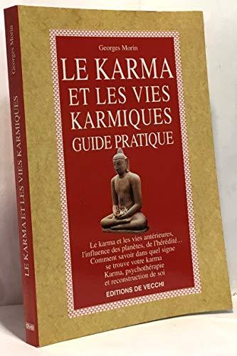 9782732828978: LE KARMA ET LES VIES KARMIQUES. Guide pratique