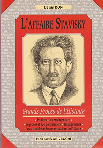L'affaire Stavisky: n/a