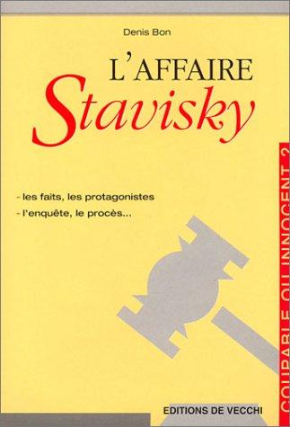 L'affaire Stavisky: Bon, Denis