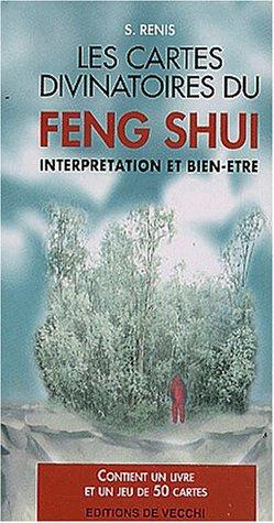 9782732833323: Les cartes divinatoires du feng shui