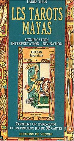 9782732833330: Les Tarots mayas coffret livre + cartes (French Edition)