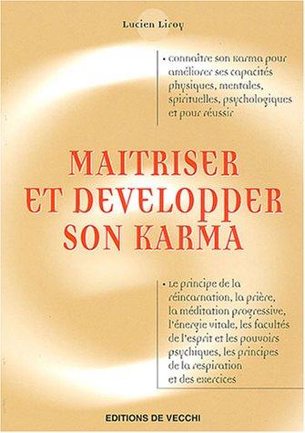 9782732834375: Maîtriser et développer son karma