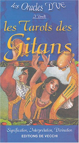9782732834955: Les Tarots des Gitans (Les Oracles DVE)