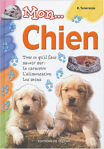 9782732835334: Mon chien (French Edition)