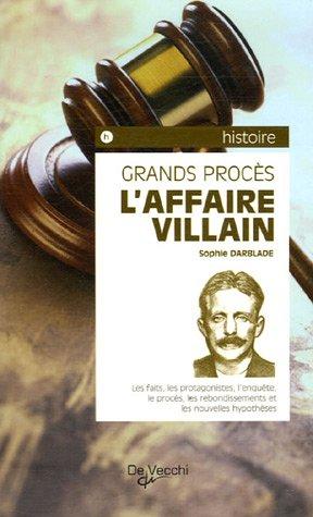 9782732843667: L'Affaire Villain