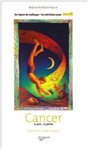 9782732844114: Cancer (Les signes du zodiaque)