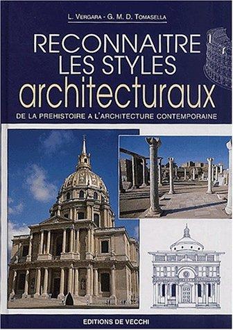 9782732860602: Reconnaître les styles architecturaux