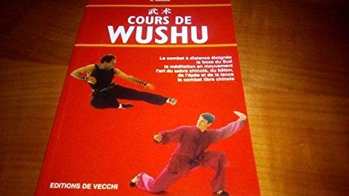 9782732867168: Cours de wushu