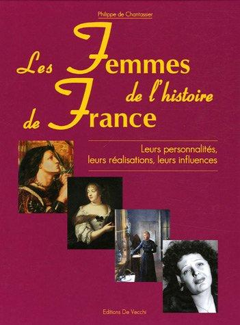 9782732882277: Les Femmes de l'Histoire de France