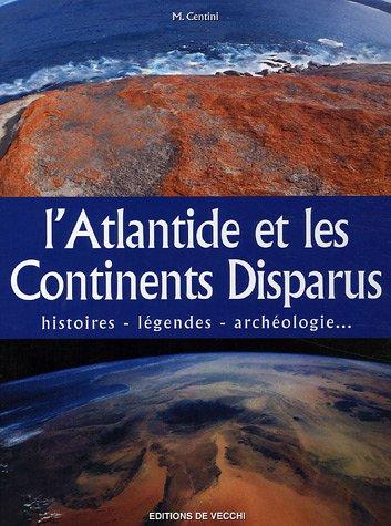 9782732882499: Atlantide, lieux et cités disparus