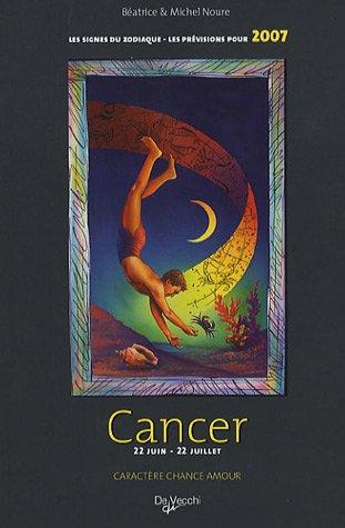 9782732883229: Cancer (Les signes du zodiaque)