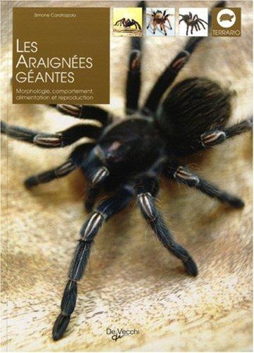 9782732885872: Les araignées géantes