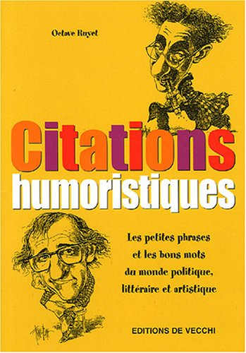 9782732886626: Citations humoristiques